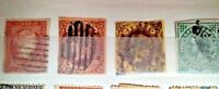 SPAIN 🇪🇸 old classic stamps ☀ ISABEL II., Amadeo ☀ collection / lot of 19 used