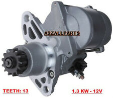 FOR TOYOTA RAV4 2.0 06 07 08 ENGINE STARTER MOTOR 1AZ-FE ACA30 1998CC 16V VVTI