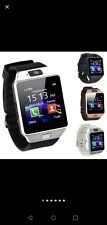Man Bluetooth Smart Watch Phone Mate GSM SIM For Android iPhone Samsung HTC LG