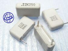 EVOX-RIFA  0.22uF - 250V MMK0 Super Audio Grade Capacitors  x 100 PIECES
