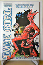 Tank Girl 4 Colour Classics Issue 6 (3.1) Titan Comics Cover B by Jamie Hewlett