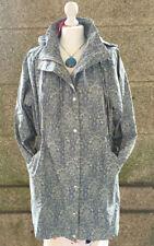 Zip Cotton Floral Plus Size Coats & Jackets for Women