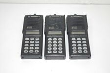 Lot Of 3 Motorola Mts 2000 Two Way Radios H01uch6pw1bn