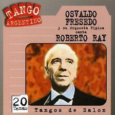 Osvaldo Fresedo - Tangos de Salon [New CD]