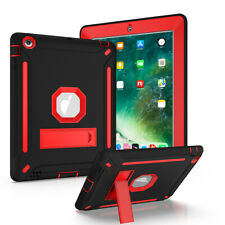 """For Apple iPad Pro 9.7"""" 10.5"""" Air 3 Heavy Duty Hybrid Stand Tablet Case Cover"""