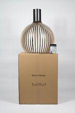 Secto Design Octo 4240 Hängeleuchte schwarz laminiert - aus Lagerauflösung