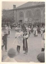 Slowakisches Trachtenfest  Bisenz / Bzenec Tschechien