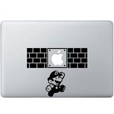 Super Mario MacBook decal skin sticker vinyl   Laptop stickers decals