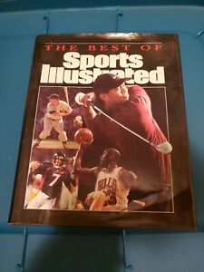 Sports Illustrated THE BEST OF 1954-1998 Jordan MANTLE Tiger ELWAY Packers