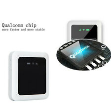 4G Portable Router LTE FDD Wireless Router Mobile Wifi Hotspot SIM Card Slot Pro