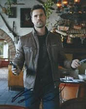 Brett Dalton Marvel SHEILD autographed 8x10 photo with COA by CHA