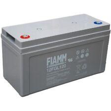 Batteria FIAMM AGM 12FGL120  120Ah 12V UPS, veicoli elettrici, fotovoltaico