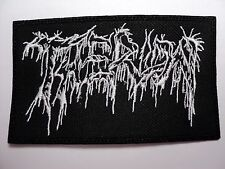 THERION  EMBROIDERED PATCH