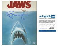 """Richard Dreyfuss """"Jaws"""" AUTOGRAPH Signed 'Hooper' 11x14 Photo B Beckett ACOA BAS"""