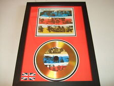 THE POLICE  SIGNED  GOLD CD  DISC 2