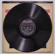 "Ray Charles ""The Genius Of Ray Charles"" LP Vinyl - Doo Wop Atlantic Records"