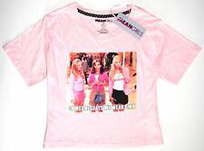 Mean Girls Crop T Shirt Primark On Wednesdays We Wear Pink Ladies Sizes 14 to 20