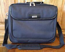 Targus Black Laptop Messenger Briefcase Attache Case Tote Bag
