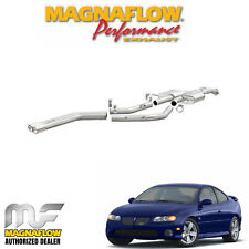 "MAGNAFLOW 2.5"" Cat Back Stainless Dual Exhaust System 2004 Pontiac GTO 5.7L V8"
