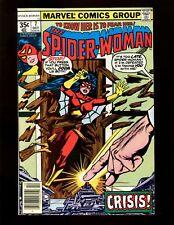 Spider-Woman #7 VF- Infantino Leialoha Nick Fury Magnus Brother Grimm