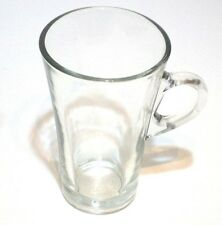 Nescafe Milano Coffee Glass Authentic 12.5cm Tall Latte Glass - 8cm Rim Cup Mug