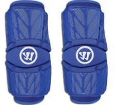 New Warrior Adult Large royal blue Burn 2 Lacrosse Arm guards