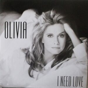 """OLIVIA - I Need Love ~ 12"""" Single PS"""