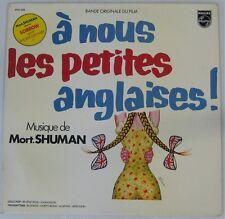 Mort Shuman 33 Tours A nous les Petites anglaises 1976