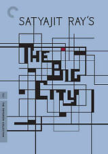 🔥 NEW! The Big City Blu ray Satyajit Ray (Criterion) Spine #668 SEALED