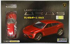 Doyusha 002483 Lamborghini Urus 1/43 scale plastic model kit