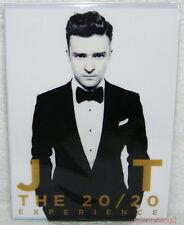 Justin Timberlake The 20/20 Experience Taiwan Promo Folder (ClearFile)