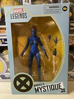 X-Men Anniversary Marvel Legends Fox Movie MYSTIQUE 6-Inch Figure IN STOCK!