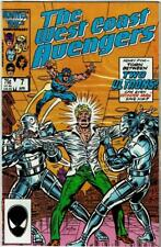 WEST COAST AVENGERS (1985 Series) 7 8 9 10 11 12 - All Near Mint