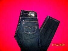 DARK   WASH     LEVI'S   511   SKINNY   STRETCH   (1%)    Jeans    29 x 32