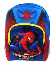 OFFICIAL MARVEL SPIDERMAN HOMECOMING BOYS  SPORTS BACKPACK RUCKSACK BAG NEW