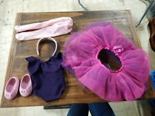 Princess ballerina outfit- Fits 18in dolls