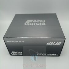 Abu Garcia Revo Beast 40-HS Right Low Profile Baitcasting Fishing Reel