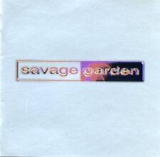 SAVAGE GARDEN Self Titled 2CD bonus remix disc The Future Of Earthly Delites