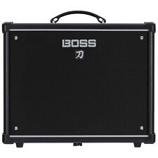 """BOSS Katana 50 50-Watt 1x12"""" Guitar Combo Amplifier Amp w/ Built-In Effects"""