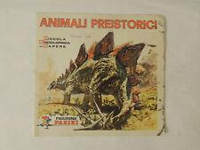 Animali Preistorici - Panini - 1974 - Piccola Enciclopedia del Sapere