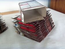 """Lot of 20 EMPTY Clean Small Jello Pudding CRAFT Boxes-2 13/16"""" x 3 3/8"""" x 1 3/8"""""""