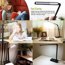 Lámpara de Escritorio LED Regulable  7 niveles de Intensidad Cuidado a la Vista