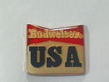 Budweiser Usa Vintage Enamel Beer Pin (Budweiser #6)