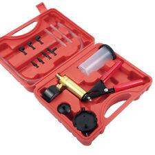 Hand Held Brake Bleeder Tester Bleed Kit Vacuum Pump Car Motorbike Bleeding J3Q6