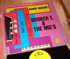 And Now BOOKER T. & THE MG'S NMint* STAX Orig* SOUL JAM  Steve Cropper DUCK DUNN