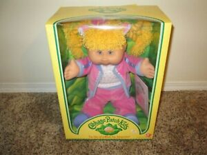 2004 Cabbage Patch Kids Play Along Girl - Bailey Johana March 22nd -New in box!