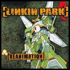 LINKIN PARK - REANIMATION Enhanced CD ~ MIKE SHINODA ~ RAP / METAL *NEW*