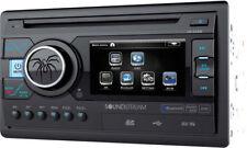 SOUNDSTREAM VR-346B 2 DOUBLE DIN DVD/CD/MP3 PLAYER 3.4