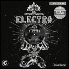 CBR UNDERGROUND ELECTRO (2020)*Bass,Electro,Rap,Funk,VOCODER*Breakdance*COLORED*