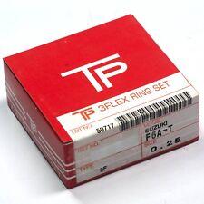 TP Piston Ring Set .25 mm Oversize Fits Suzuki Turbo F6A-T